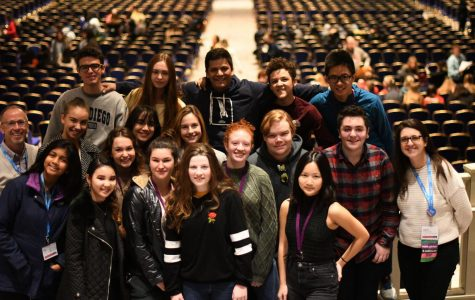 At D.C. convention, journalism students earn recognition