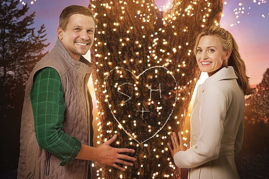 Hallmark movies: cookie-cutter and white