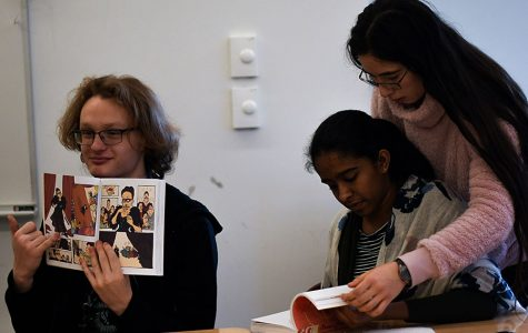 Book Club fosters friendship, unites bibliophiles