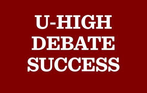 Novice debate teams find early success
