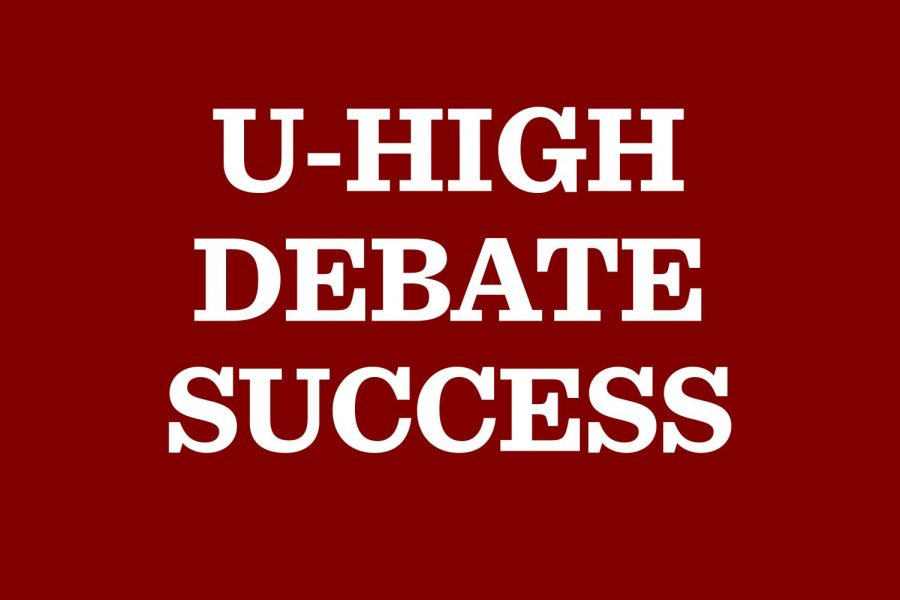 Novice debate teams find early success