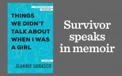 Memoir explores survivor-attacker narrative