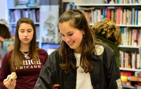 JSA celebrates Hanukkah with all of U-High