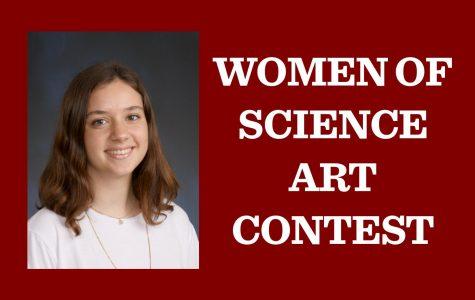 Sophomore wins in art contest at Northeastern Illinois University