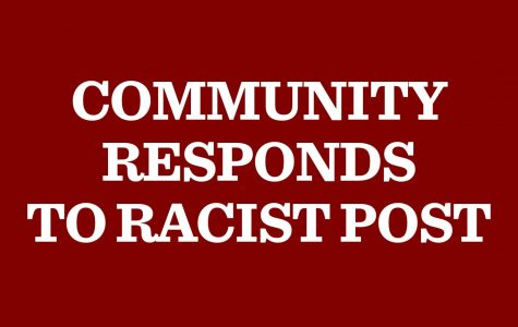 Community responds to student post of racist image with spaces for discussion, healing