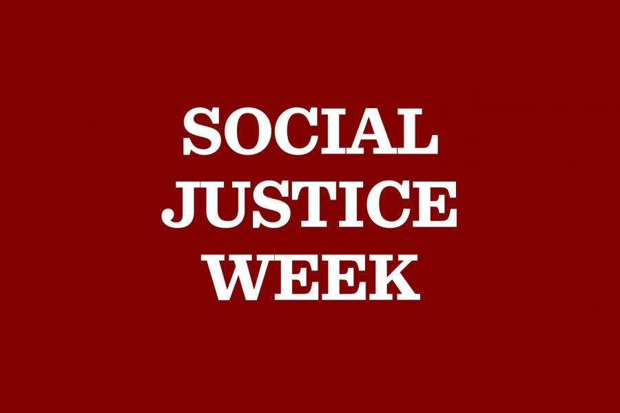 Social Justice Week seeks workshop proposals