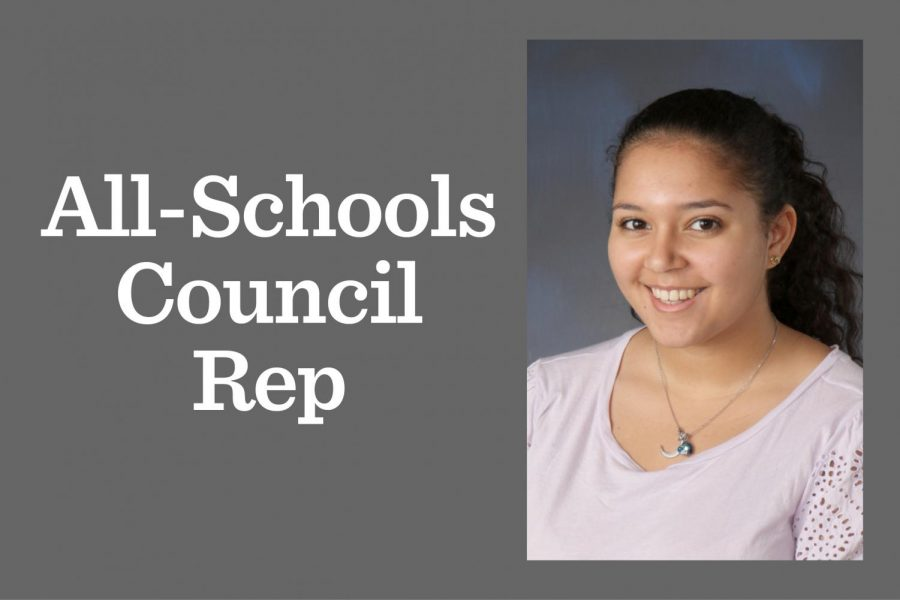 New student member appointed to All-Schools Council