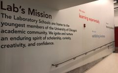 Part of Lab's mission statement written across its halls is to honor diversity. The administration's reaction to the racist incident determines whether the administration leaves up to that statement.