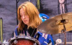 Gigi Reece's percussion passion