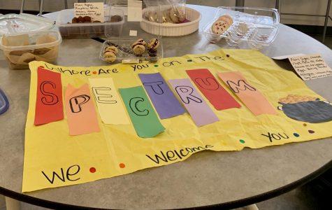 Spectrum hosts bake sale to donate to LGBTQ+ organizations