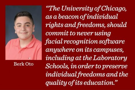 Lab and the University of Chicago should commit to never using facial recognition