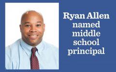 Ryan Allen named Middle School principal
