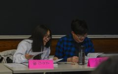 Students learn heritage languages through university