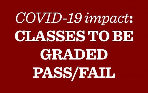 Second semester courses become pass/fail