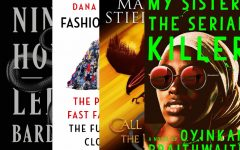 Here are some recommended reads for spring break