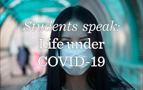 Students speak: The household impact of COVID-19