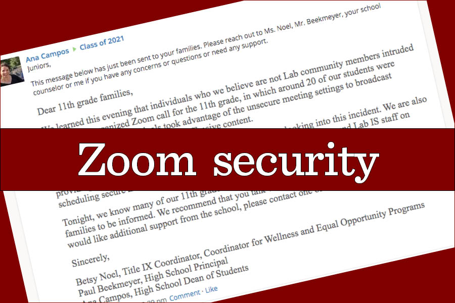Hacked Zoom call prompts investigation, increased security