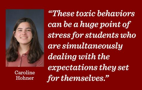 Parents want the best for their kids, but sometimes their well-meaning support can turn toxic, says reporter Caroline Hohner.