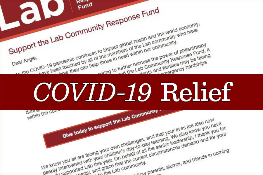Fund established to provide relief to Lab families challenged by pandemic