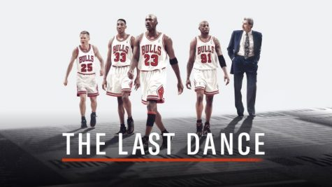 """The Last Dance"" is streaming now on Netflix and ESPN."
