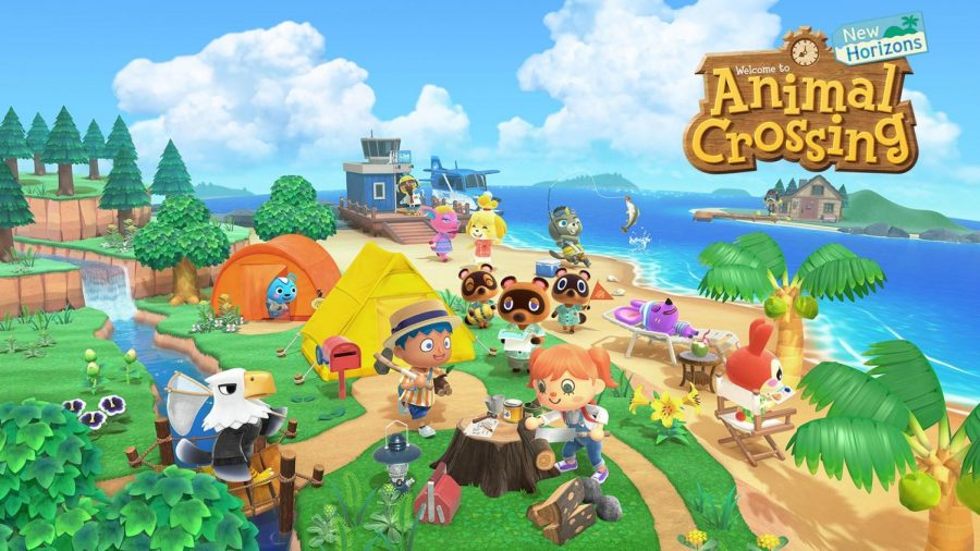 """""""Animal Crossing"""" originally came out in 2001, but was refreshed and popularized with a new version March 20."""