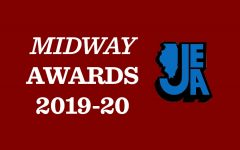 The U-High Midway won best Overall news publication including best online, best hybrid and best print newspaper in the district.