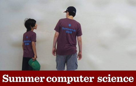 Introduction to Computer Science will be the only summer class offered to high school students this year.