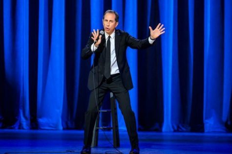 "Seinfeld released his new special ""23 hours to kill"" on May 5."