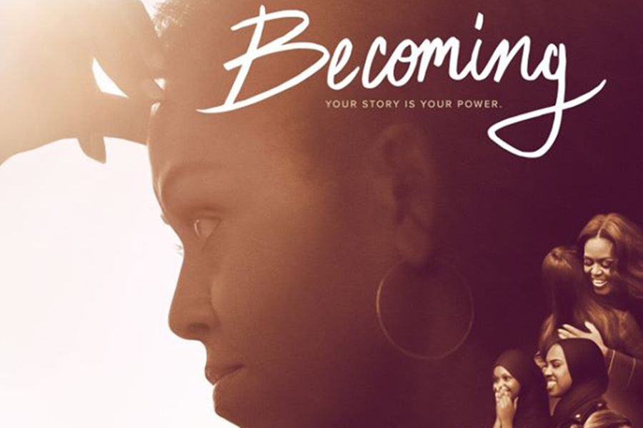 """""""Becoming"""" an emotional, inspiring portrayal of Obama's story"""