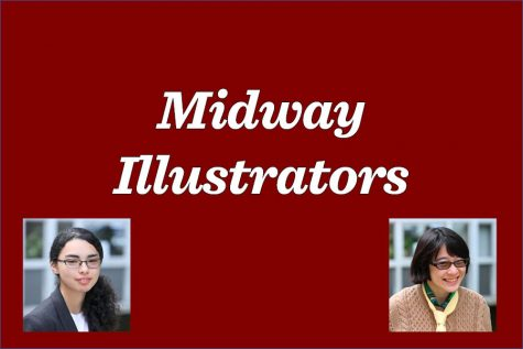 Ace Zhang and Risa Cohen have been Midway illustrators for over 2 years.