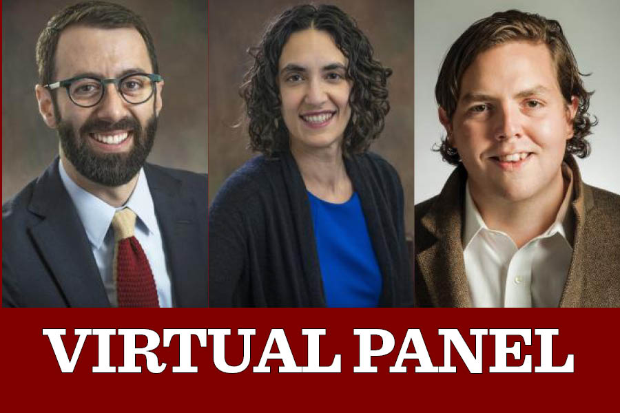 Three University of Chicago Law school police experts will be on the panel.