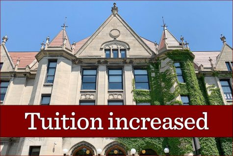 Tuition for 2020-21 will range from $23,879 at the nursery school to $36,933 at the high school.