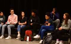 Members of the U-High community attended a meeting to discuss a racist incident March 11. Three months later, students are still calling for substantial change to Labs culture around race.