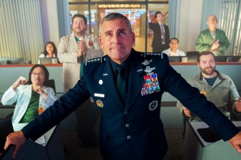 Netflix comedy 'Space Force' a simple, silly, hilarious military satire