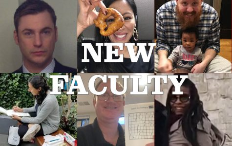 There are six new members of U-High's faculty this academic year.