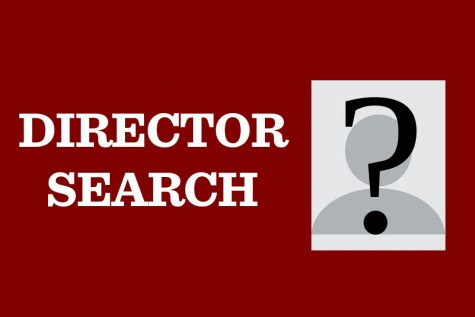The identities of the two final candidates for the director search have been withheld.