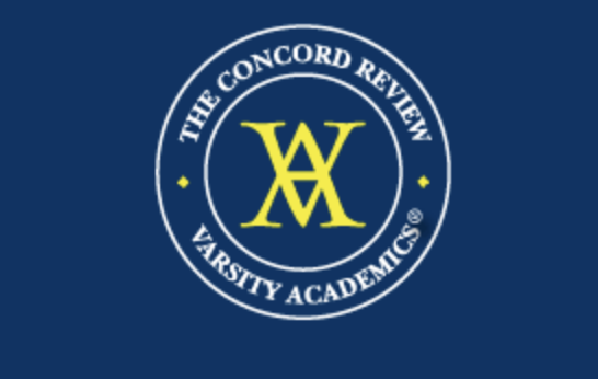 """Senior Julia Anitescu's paper """"Romanian Unity"""" was published in the fall edition of The Concord Review, a quarterly history journal that publishes high school students' work."""