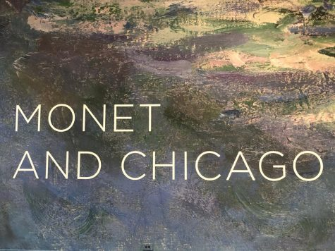 The new Monet exhibit at the Art Institute of Chicago will remain open until January.