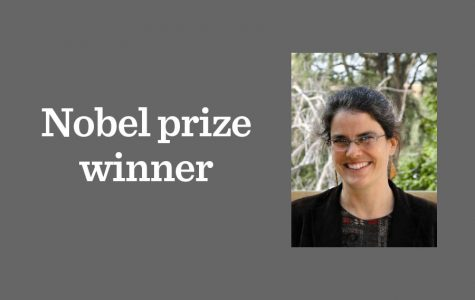 Lab alumna wins Nobel Prize in Physics