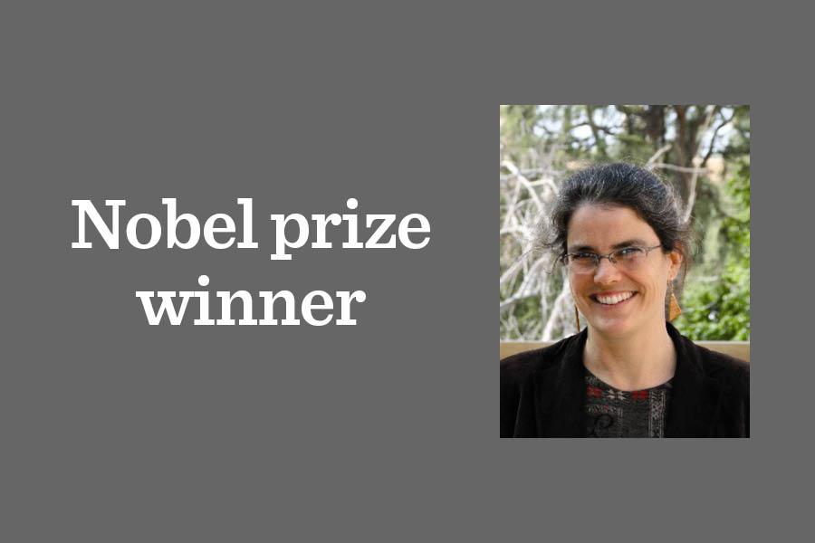 Lab+alumna+wins+Nobel+Prize+in+Physics