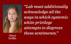 Lab should use its curriculum to counteract systemic racism, Features Editor Olivia Griffin writes.