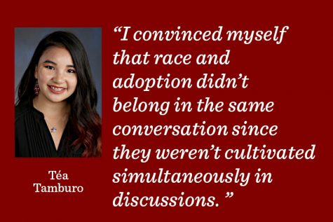 Lab should consider adopted people in their discussions surrounding equity and inclusion, according to Midway content manager Téa Tamburo.