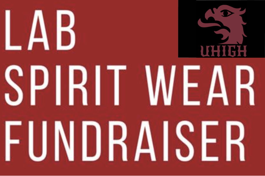 The prom planning committee sells spirit wear to fundraise for prom in June. The current campaign will end Oct. 26.