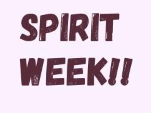 Spirit week will feature themed dress-up days and virtual festivities.