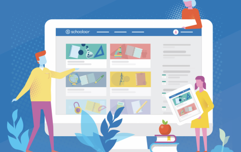 The Schoology gradebook was enabled Oct. 9, giving teachers the option to share grades with students within the learning management system.