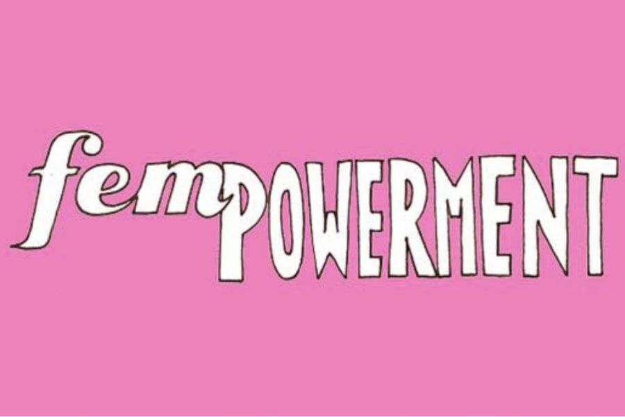 Fempowerment+sells+donated+clothes+to+fundraise+for+the+Chicago+Alliance+Against+Racism+and+Political+Repression.
