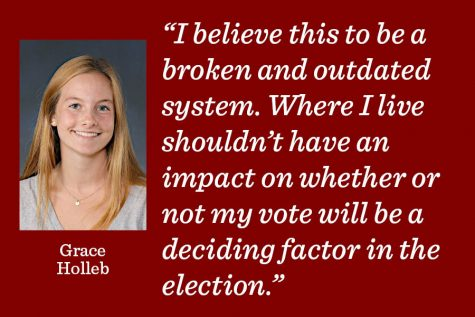 First time voters know more than anyone that voting matters, writes Health and Wellness editor Grace Holleb.
