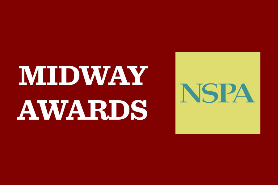 Midway, staffers receive several national awards