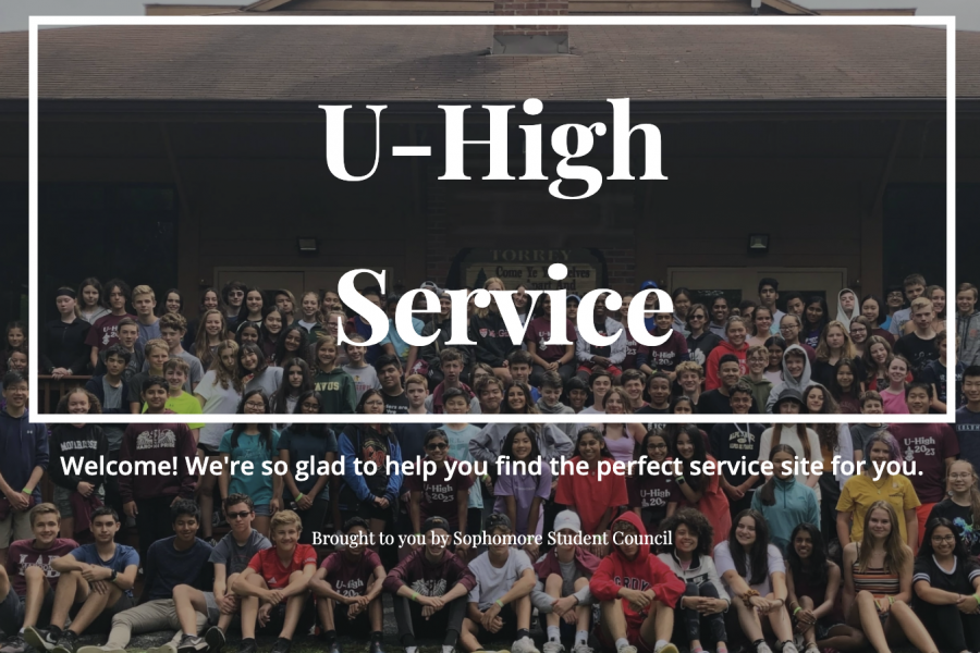 Sophomores have been encouraged by advisers, teachers, and often family and friends to participate in service despite the lack of requirements.