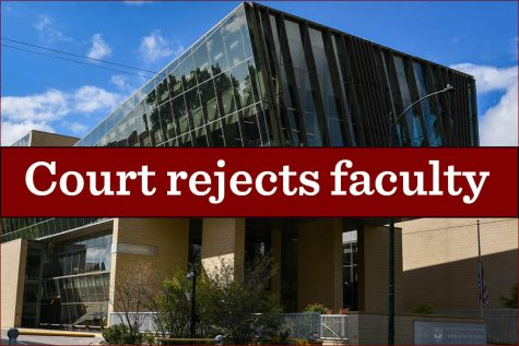 A ruling by a federal judge denied the Faculty Association's request for a temporary restraining order and their request for a preliminary injunction to end in-person learning for nursery school to grade 2 due to safety precautions.